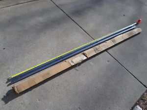 GM Accessory Box Bed Rails 1967 1972 Chevrolet Chevy GMC Pickup Truck Look