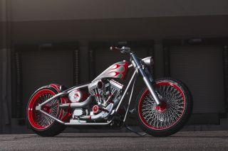 Custom Built Motorcycles Pro Street