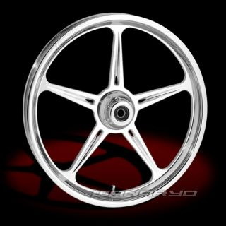 RC Components Suzuki Hayabusa GSXR Chrome Street Wheels