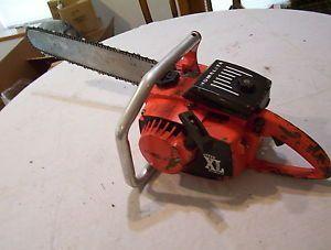"""Homelite Super XL Auto SXL AO Chainsaw for Parts 20"""" Bar NR"""