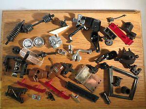 Pocher 1 8 Ferrari Testarossa Chassis Interior Parts Lot