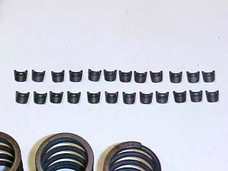 Lamborghini Miura Engine Valve Springs Cup Tappets
