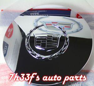 2002 2006 Cadillac Escalade Chrome Wheel Center Hub Cap 9594877 Ext ESV