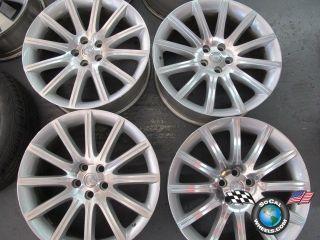 "Four 07 10 Chrysler 300 300C Factory 20"" Wheels Rims 2281 1FC99TRMAA"