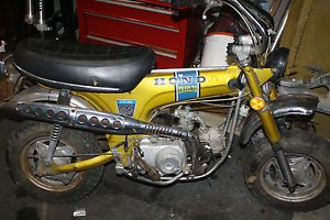 1972 Honda CT70 Parts Bike Trail 70 Ct