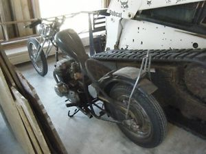 1972 73 74 75 1976 Honda CB750 Parts Bikes Includes Chopper Bobber