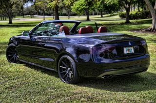 "20"" Hyundai Genesis Coupe Rohana RC10 Matte Black Concave Staggered Wheels Rims"