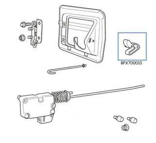 Land Rover Range Rover SE HSE P38 Fuel Door Clip Latch Genuine LR Part