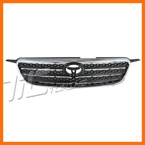 2005 2008 Toyota Corolla CE Le s Grille Grill New Front Body Parts Assembly