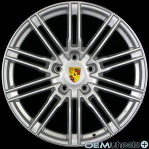 """20"""" 2012 Turbo Wheels Fits Porsche Cayenne Audi Q7 VW Touareg TDI Quattro Rims"""