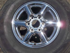 1999 2000 Cadillac Escalade GMC Yukon Denali 16 Rim Wheel Factory