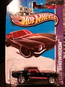 Hot Wheels 2014 Treasure Hunt 1970 Camaro VHTF