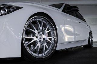 """20"""" Lexus GS300 GS400 GS430 GS Stance ST1 Black Staggered Wheels Rims"""