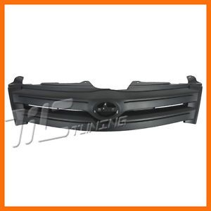 2004 2005 Scion XA Grille Grill New Front Body Parts Replacement Mat Black