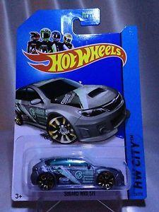 Hot Wheels 2014 Treasure Hunt Subaru WRX STI