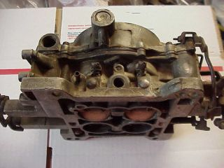 1962 Mopar Chrysler Carter AFB 3253 s One 2x4 Factory Carburetor Parts Carb