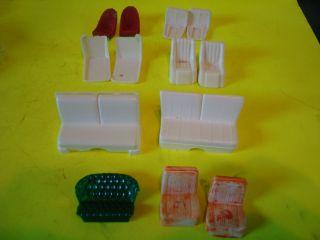 1 25 Scale Model Car Parts 1963 Corvette Sting Ray Parts Kit