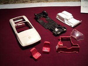 "1963 Chevrolet Corvette 1 25 Scale Model Kit ""Unassembled Parts Only"""
