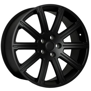 Black Range Rover Wheels Rims Fit Range Rover sport Supercharged 2002