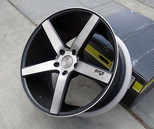 """20"""" Niche Milan Rims Mercedes Benz s CLS 500 550 AMG S55 S63 Concave Audi A S5"""