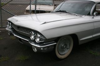 1961 Cadillac Coupe DeVille for Parts or Restoration