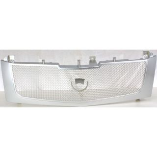 Grille Assembly New Chrome Cadillac Escalade 2006 2005 2004 2003 2002