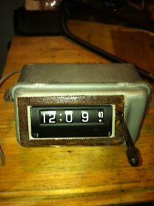 1974 75 76 77 78 Cadillac Fleetwood Eldorado DeVille Digital Dash Clock Parts
