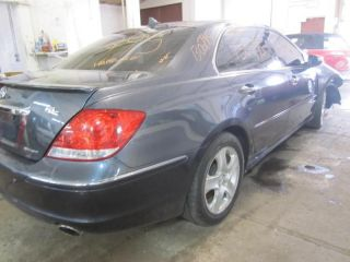 Independent Rear Suspension Acura RL 2005 05 2006 06 07 08 09 10 11 Left 640971