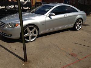 "22"" inch Mercedes Benz Wheels Rims Tire Package W221 S550 CL550 550 600 Concave"