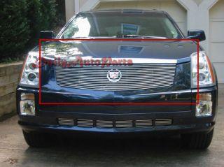 Billet Grille Insert 05 09 Cadillac SRX Front Grill Upper Aluminum Grills