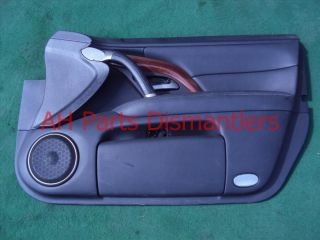 05 06 07 08 Acura RL Front Right Passenger Door Panel Trim Liner Lining Interior