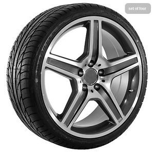 """19"""" inch Mercedes Benz AMG Wheels Rims and Tires"""