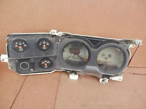 1973 87 Chevy GMC Truck Blazer Cluster Speedometer GM for Parts