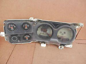 1973 87 Chevy GMC Truck Blazer Cluster Speedometer GM for Parts