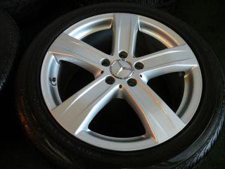 """18"""" Factory Mercedes Wheels s CL S500 S550 S320 S350 S430 CL500 CL550 Tires"""