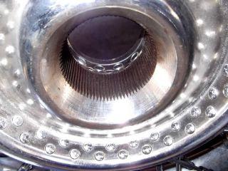 Borrani Knock Off Wire Wheels 3994 Maserati Mistral Mexico Qporte I NOS