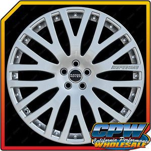 22 inch Wheels Rims Tires Package Deal for Land Rover Range Rover Evoque 22x9