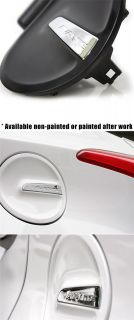 Tuix Fuel Gas Filler Door Cap Cover for 11 Hyundai Elantra 4DR