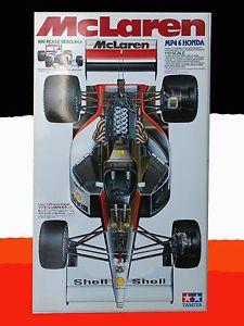 1 12 Tamiya 12028 McLaren MP4 6 Big Scale Series 26 Honda F1 Senna