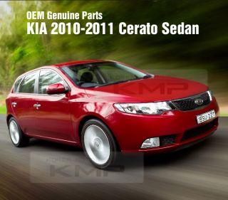 Genuine Parts Side Mirror Cover Signal Lamp Fit Kia 2010 2011 Cerato Sedan