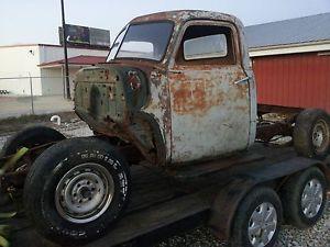 1953 Chevrolet Truck for Parts or Restoration