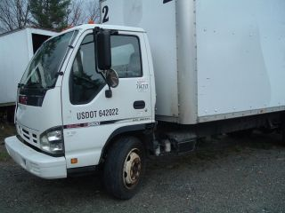 Parting Out 2006 Isuzu NQR NPR Turbo Diesel 4HK1 5 2 Parts Only