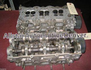 Isuzu 3 2 DOHC Engine Cylinder Heads A B 1992 2000 13882