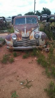 1940 Oldsmobile 40 Olds Coupe Parts Car No Reserve Rat Rod