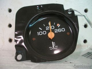 Chevy GMC Pickup Truck Interior Dash Temperature Temp Gauge Blazer Jimmy C10 C20