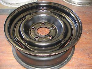 Chevy GMC Buick Pontiac Oldsmobile GM 14x6 Factory 5x4 75 Bolt Wheel Rim