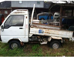 Parts Mitsubishi Minicab Mini Truck Utility Vehicle Off Road Farm