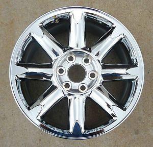 "2007 2013 GMC Sierra Yukon Denali 20"" Chrome Wheel 5304"