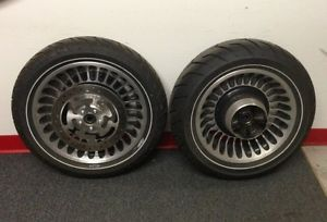 Harley Davidson Touring Wheels Tires Rotors Roadking Streetglide Ultra Roadglide