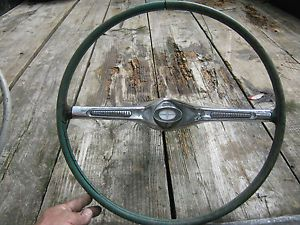1960 1961 Oldsmobile Steering Wheel with Horn Ring Hot Rod Rat Rod